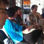 Keith Senfield, Jessica Partnow, Karen Johnson and Marcia Iverson.