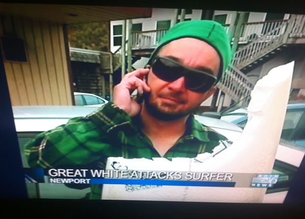 Local news broadcast from Portland, Oregon
