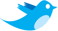 Twitter bird logo -- blog post image