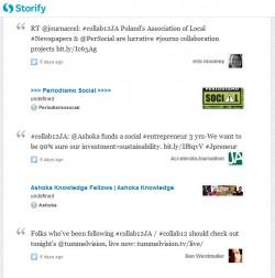 JA Storify