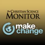 Make Change / Christian Science Monitor