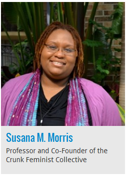 Susana M. Morris